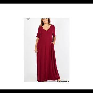 Dresses & Skirts - Maxi Dress PlusSize
